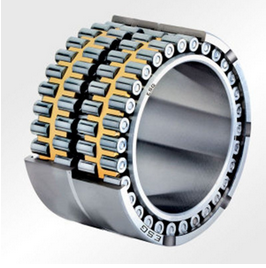 NNUP3580K-2RS Two Row Cylindrical Roller Bearings