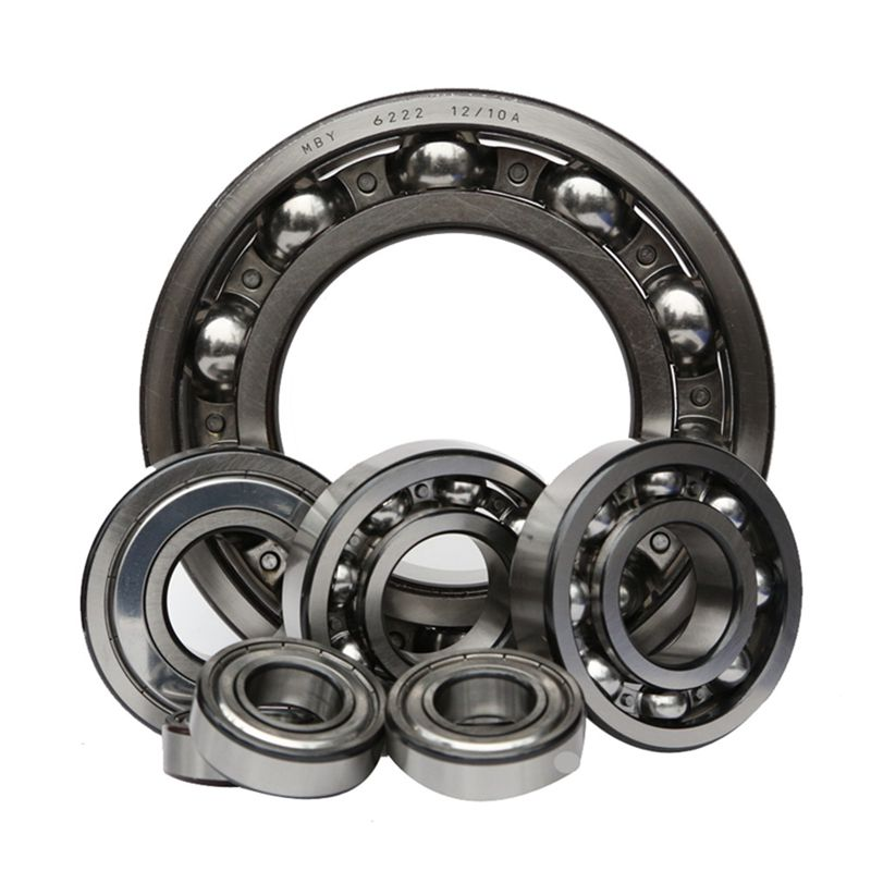 Single Row Deep Groove Ball Bearings Close Type